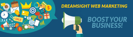 Dreamsight - Domains - Hosting - Email